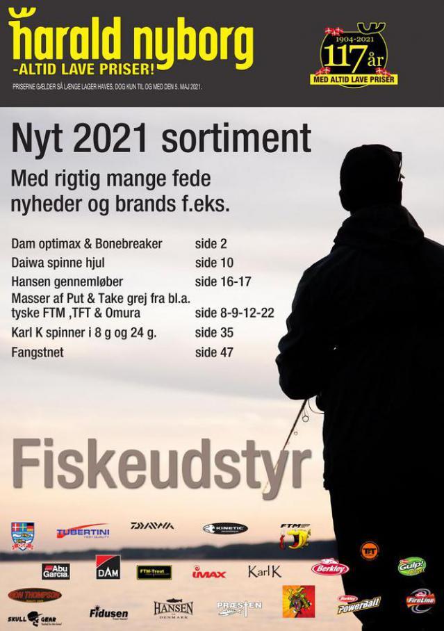 Harald Nyborg Tilbudsavis Fiskeri . Harald Nyborg (2021-05-05-2021-05-05)