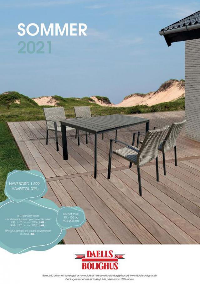 Sommer 2021 . Daells Bolighus (2021-06-10-2021-06-10)