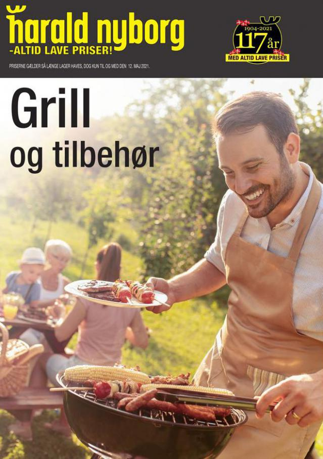 Harald Nyborg Tilbudsavis . Harald Nyborg (2021-05-12-2021-05-12)