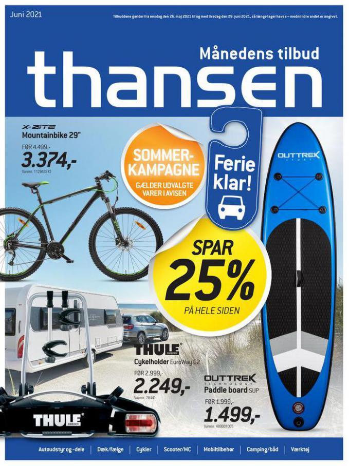 Månedens tilbud . Thansen (2021-06-29-2021-06-29)