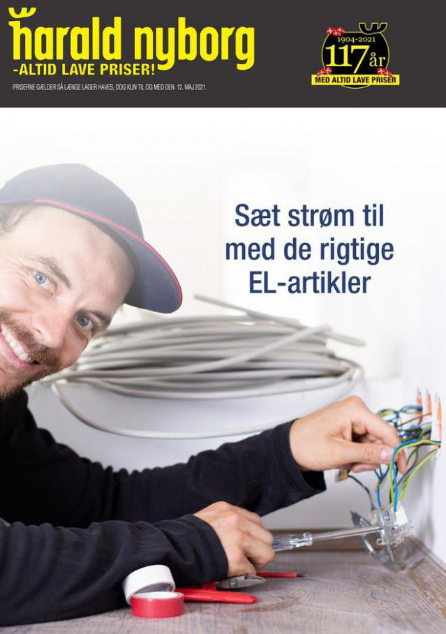 Harald Nyborg Tilbudsavis EL-artikler . Harald Nyborg (2021-05-12-2021-05-12)