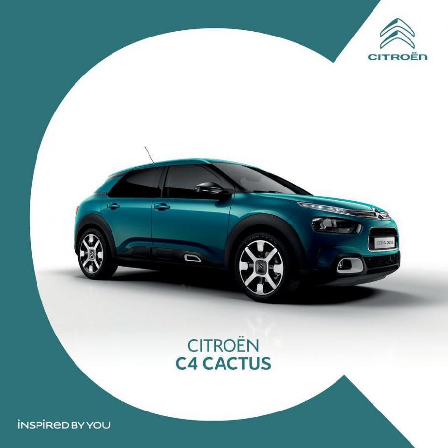 C4 Cactus . Citroën (2021-12-31-2021-12-31)