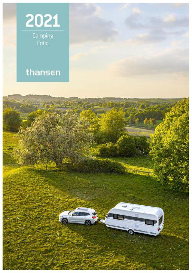 CAMPING FRITID 2021 . Thansen (2021-05-31-2021-05-31)