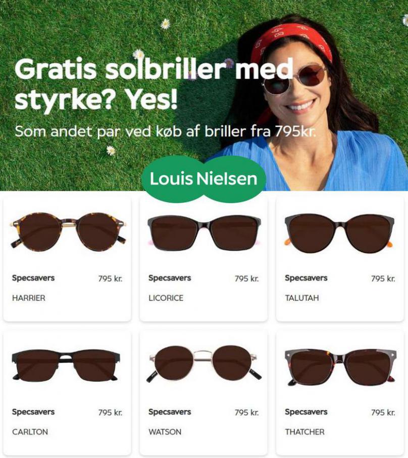 Tilbud . Louis Nielsen (2021-06-01-2021-06-01)