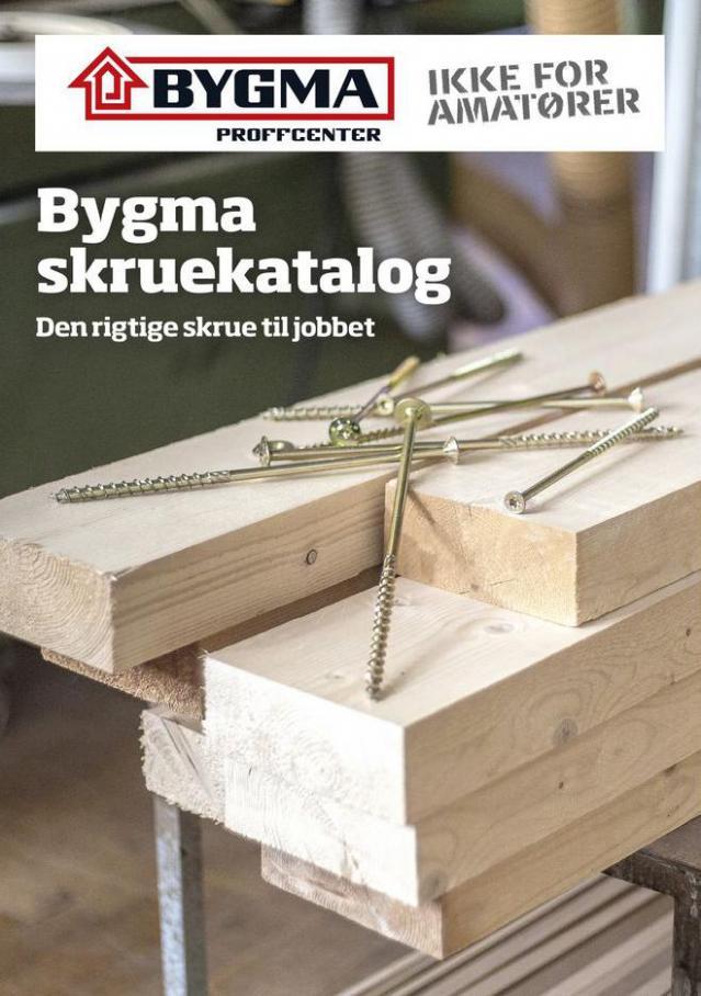 Bygma - skruekatalog . Bygma (2021-06-30-2021-06-30)