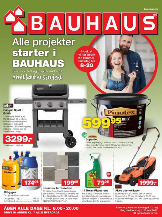Bauhaus Tilbudsavis . Bauhaus (2021-05-17-2021-05-17)