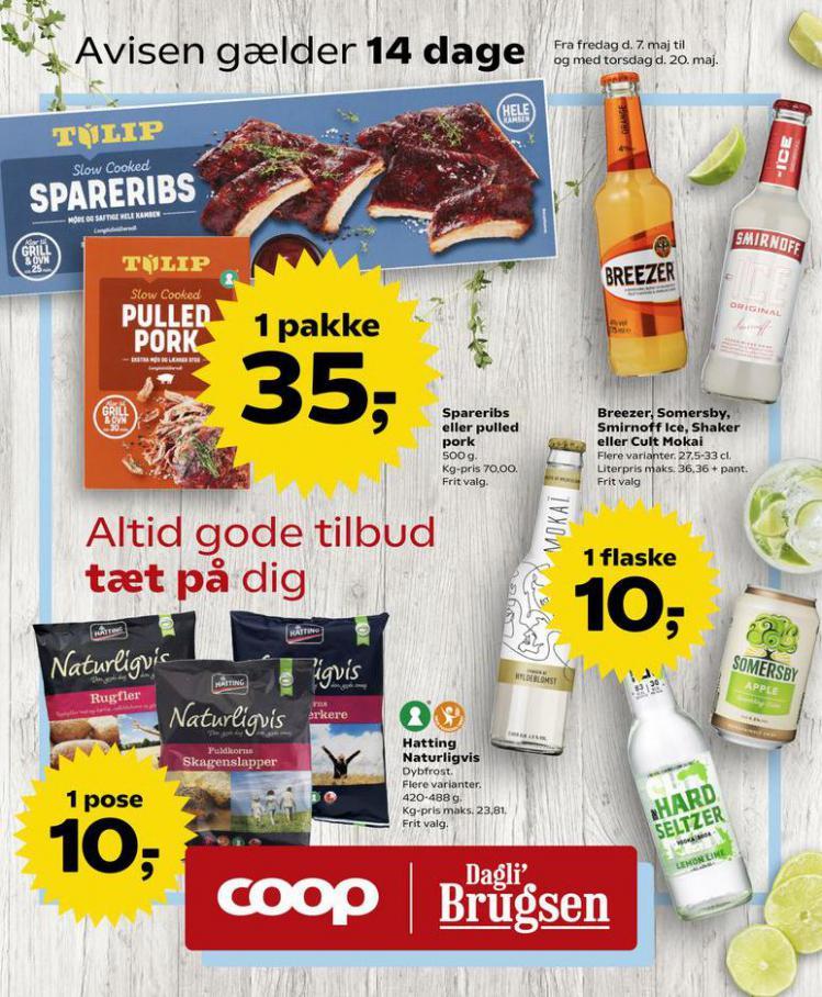 Altid gode tilbud . Dagli'Brugsen (2021-05-20-2021-05-20)