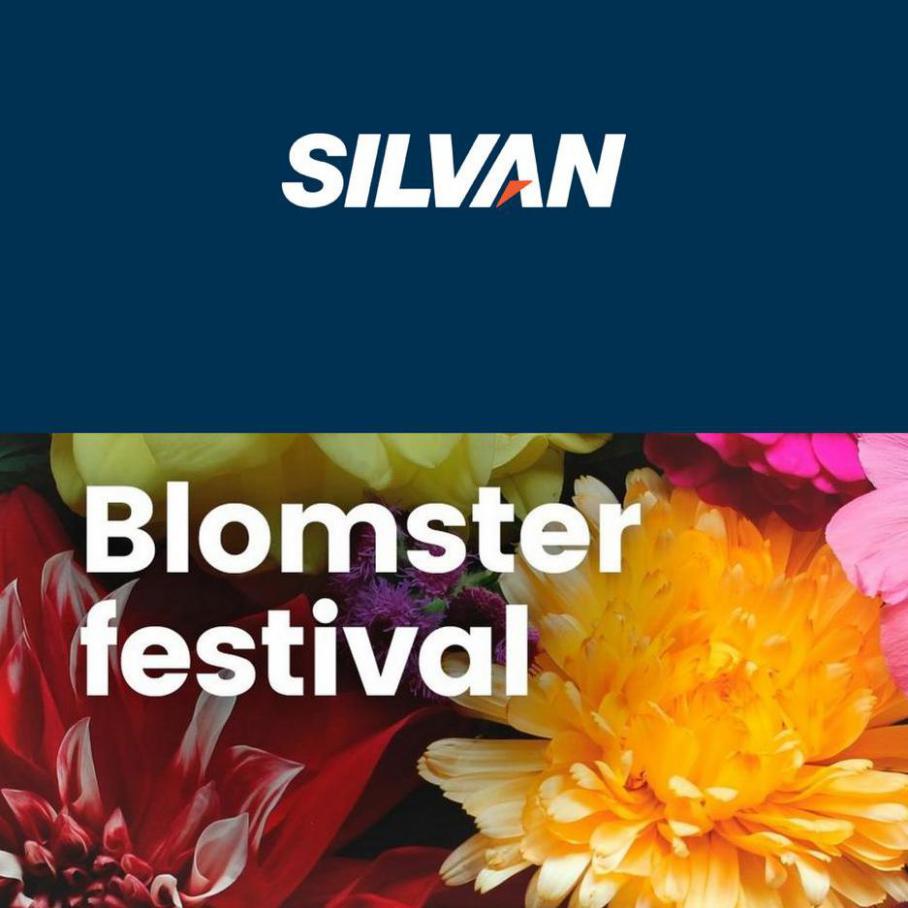 Blomster festival . Silvan (2021-06-07-2021-06-07)