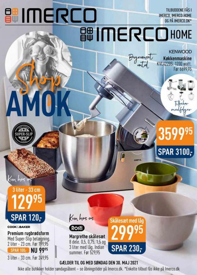 Shop Amok . Imerco (2021-05-30-2021-05-30)
