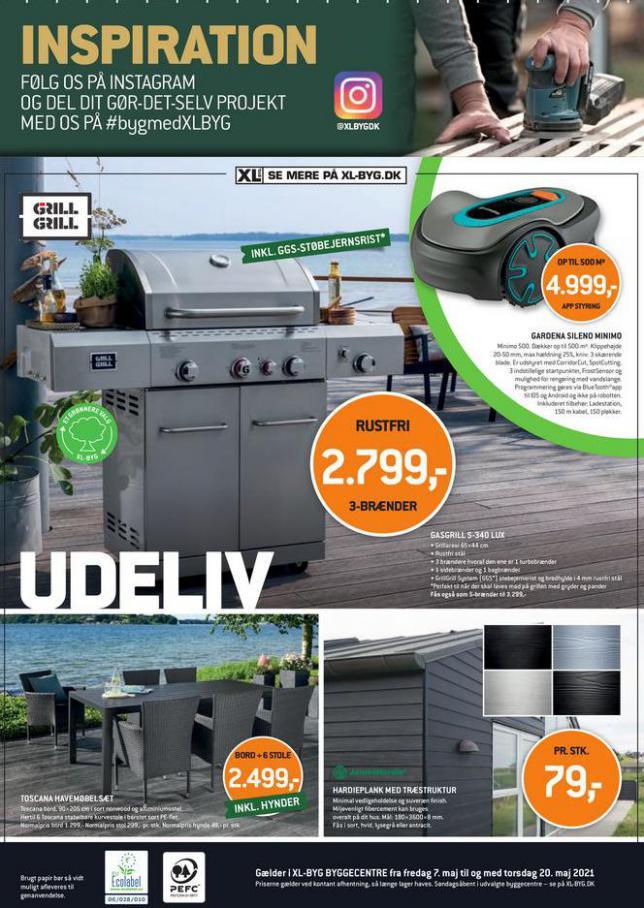 Udeliv . XL-BYG (2021-05-20-2021-05-20)