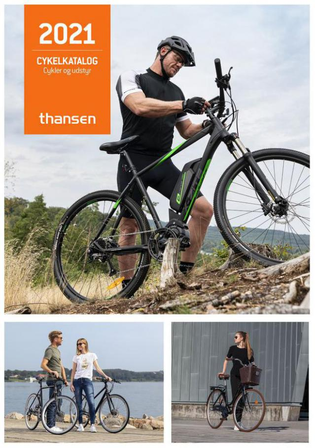 Cykelkatalog 2021 . Thansen (2021-05-31-2021-05-31)