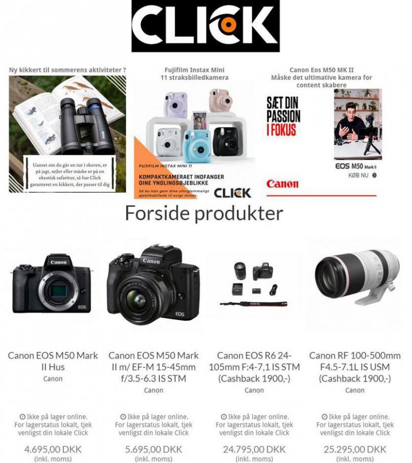 Forside produkter . Click (2021-05-16-2021-05-16)