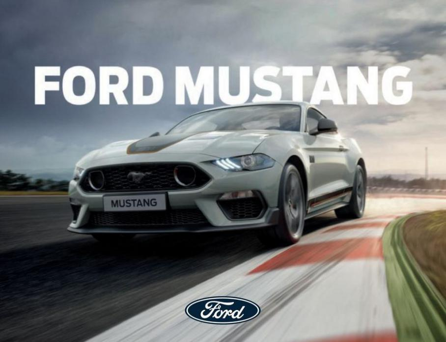 Ford Mustang. Ford (2021-09-30-2021-09-30)