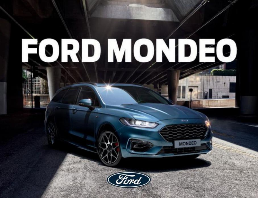 Ford Mondeo. Ford (2021-09-30-2021-09-30)