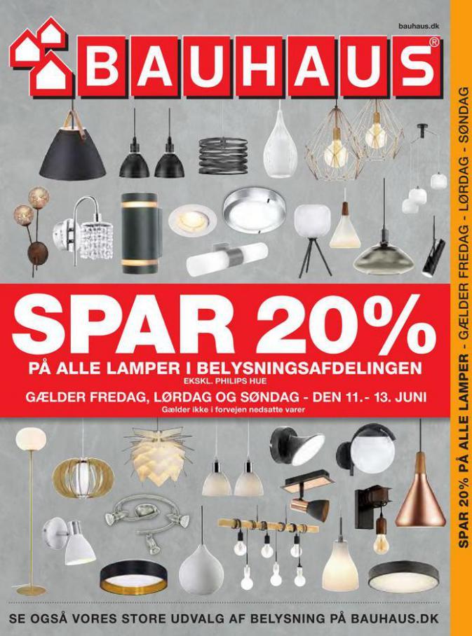 Bauhaus Tilbudsavis. Bauhaus (2021-06-13-2021-06-13)