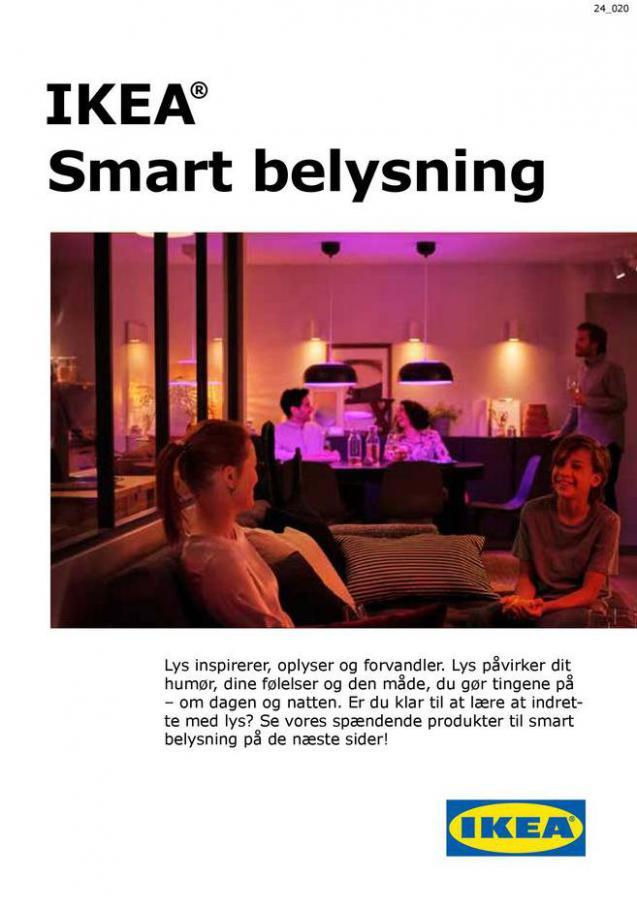 IKEA Smart belysning - Indretningstips. IKEA (2021-07-31-2021-07-31)