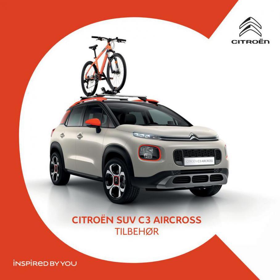C3Aircross. Citroën (2021-08-31-2021-08-31)