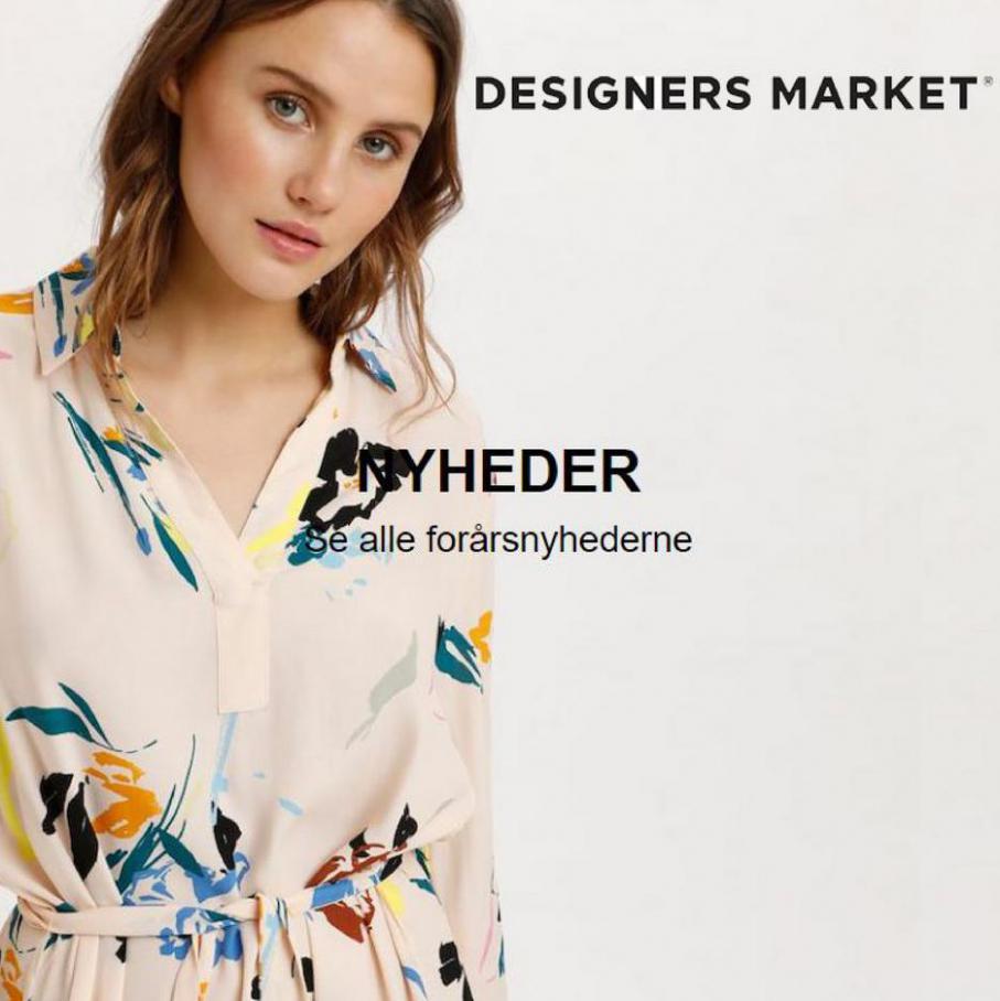 NYHEDER . Designersmarket (2021-06-14-2021-06-14)
