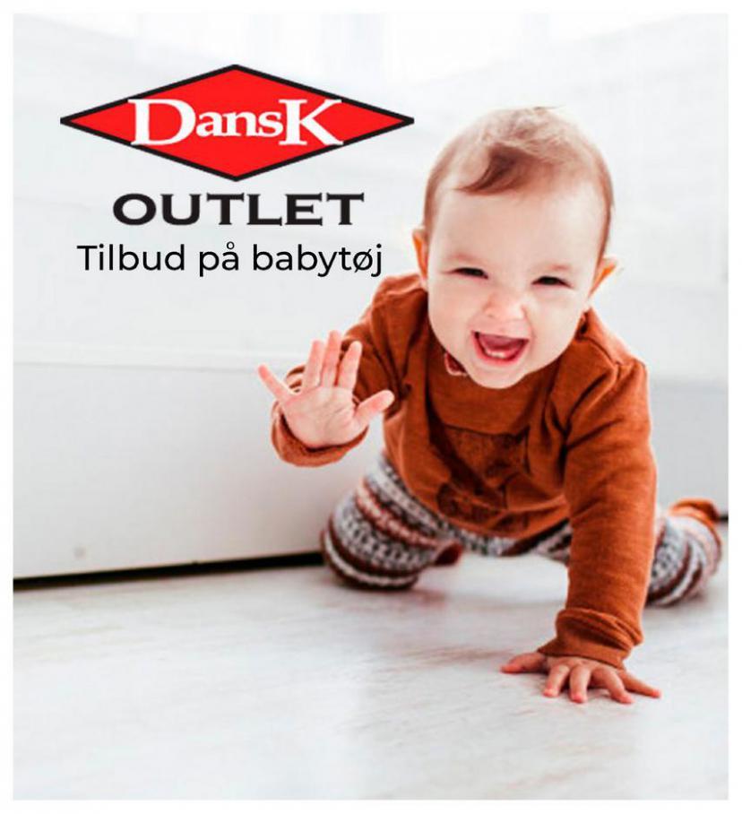 Tilbud på babytøj . Dansk Outlet (2021-06-21-2021-06-21)
