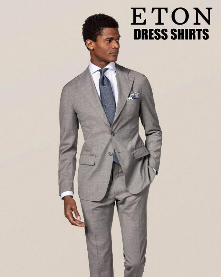 Dress Shirts. Eton (2021-06-27-2021-06-27)