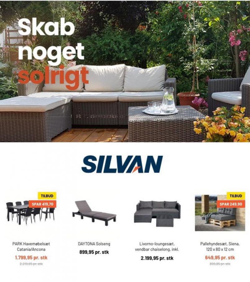 Tilbudsavis. Silvan (2021-07-06-2021-07-06)