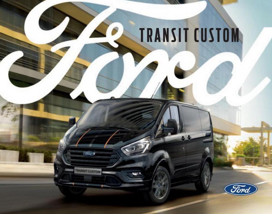 Ford Transit Custom. Ford (2021-09-30-2021-09-30)