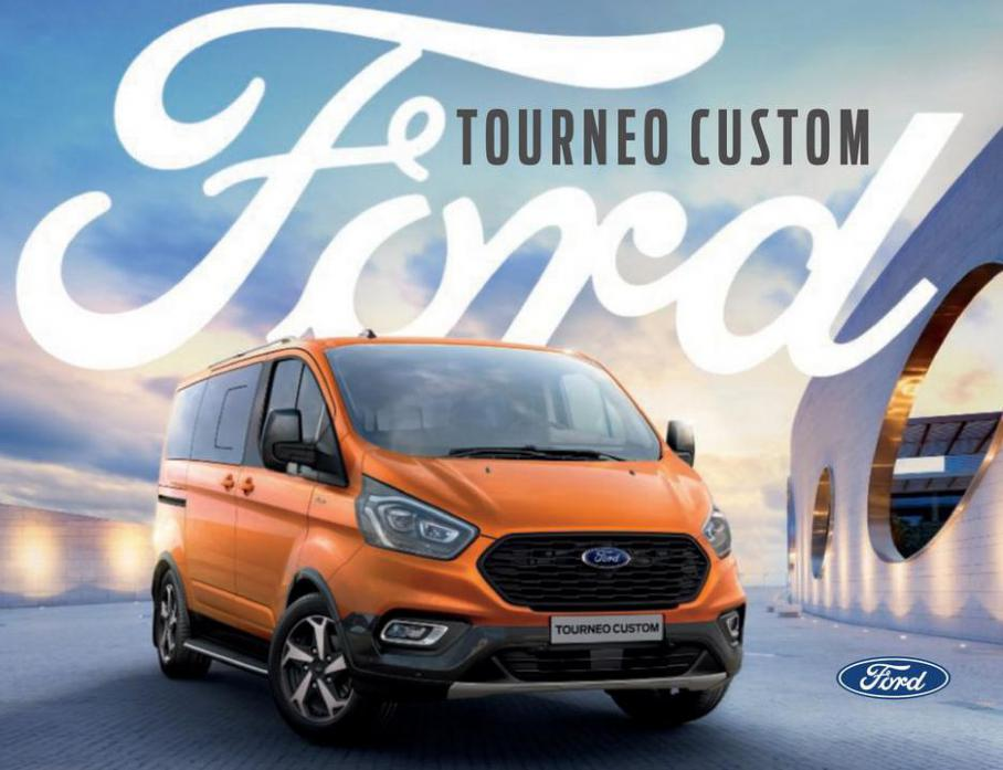 Ford Tourneo Custom. Ford (2021-09-30-2021-09-30)