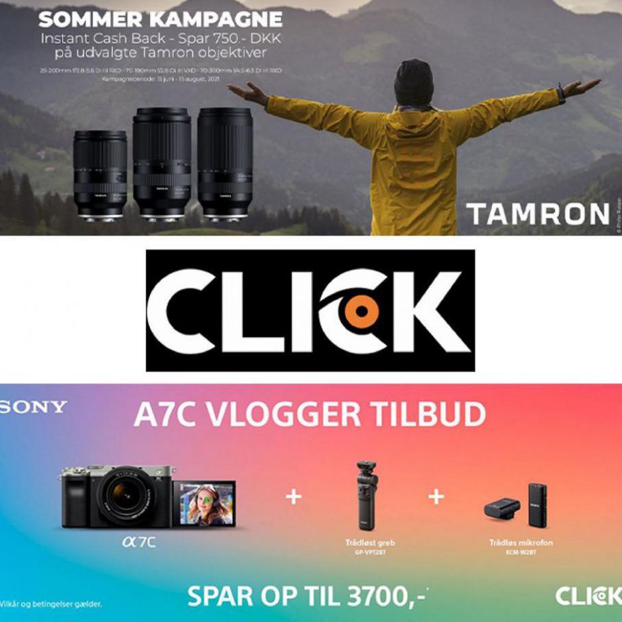 Tilbud Click. Click (2021-06-30-2021-06-30)