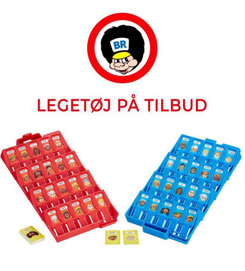 Legetøj på tilbud. Fætter BR (2021-06-30-2021-06-30)
