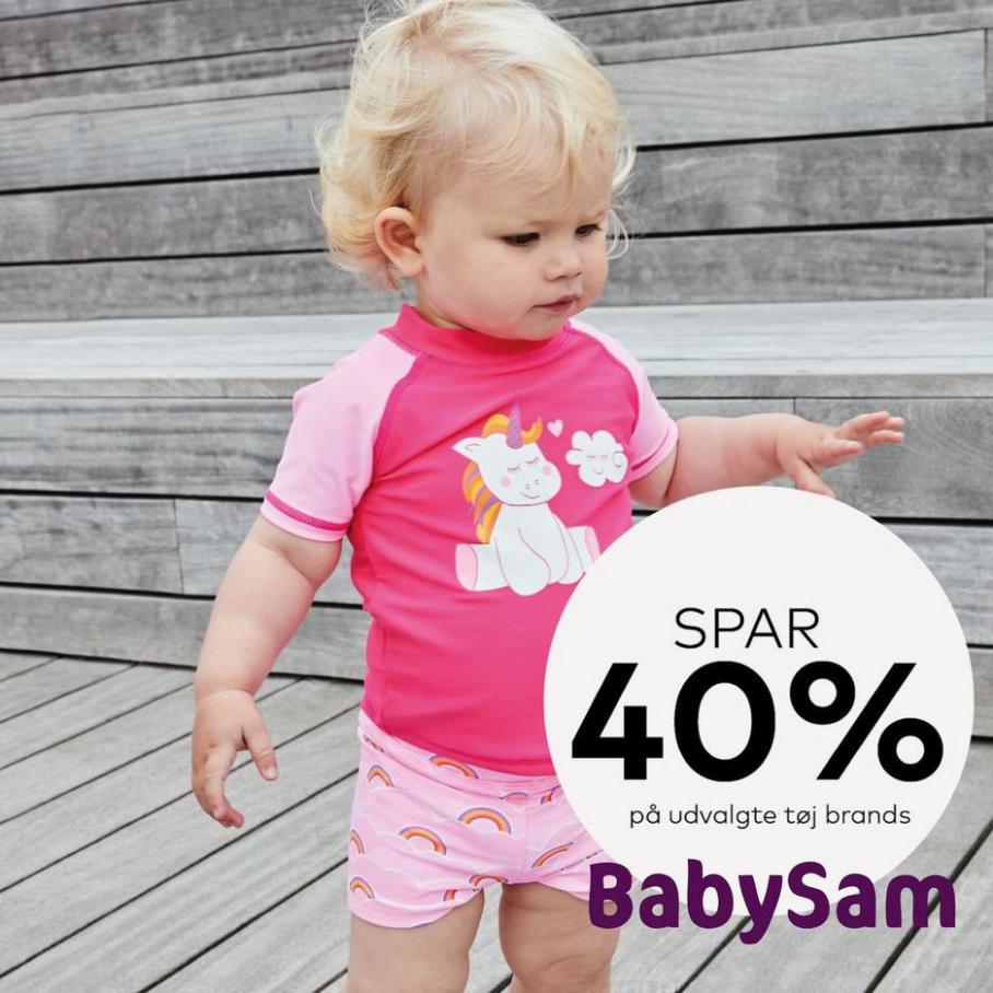 Spar 40% . Babysam (2021-06-13-2021-06-13)