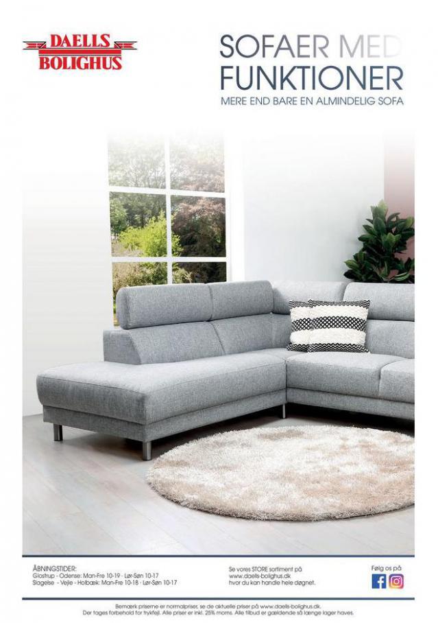 Sofaer med funktioner. Daells Bolighus (2021-06-30-2021-06-30)