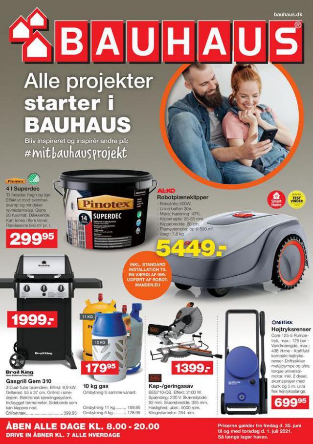 Bauhaus Tilbudsavis. Bauhaus (2021-06-28-2021-06-28)
