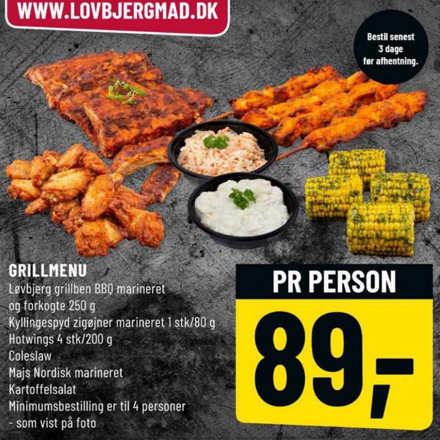 Tilbud. Løvbjerg (2021-07-31-2021-07-31)