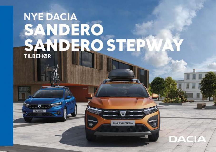 DACIA SANDERO. Dacia (2021-12-31-2021-12-31)