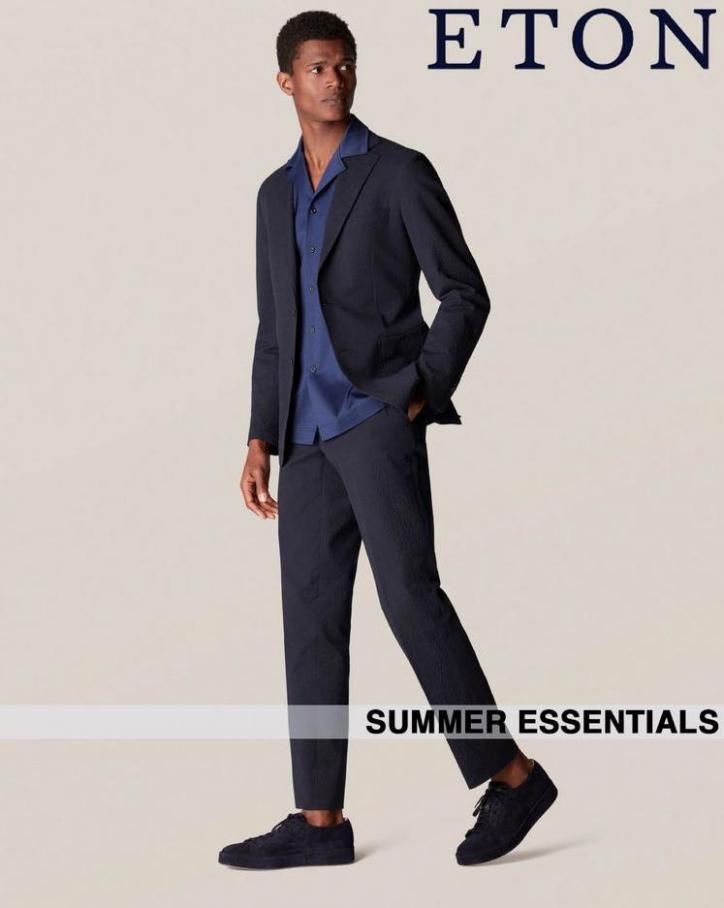 Summer Essentials. Eton (2021-08-30-2021-08-30)