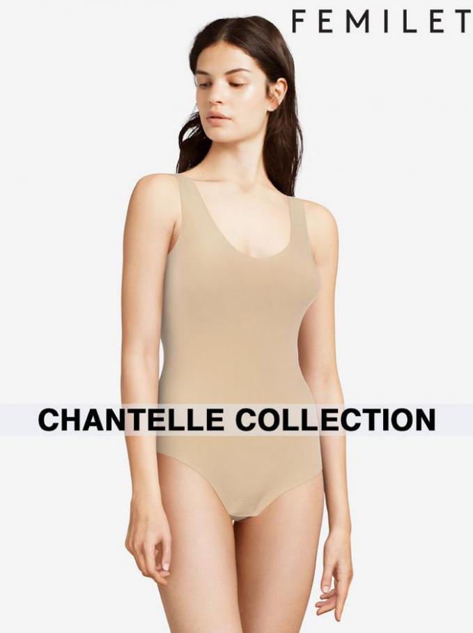 CHANTELLE Collection. Femilet (2021-07-31-2021-07-31)