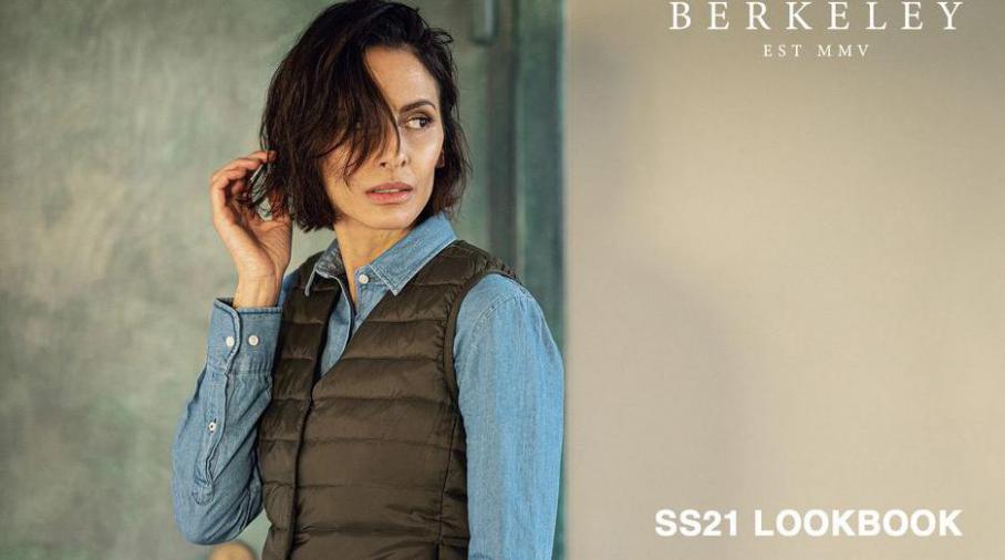 SS21 Lookbook. BERKELEY (2021-08-14-2021-08-14)