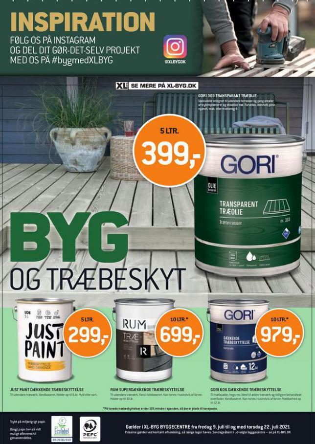BYG OG TRÆBESKYT. XL-BYG (2021-07-22-2021-07-22)