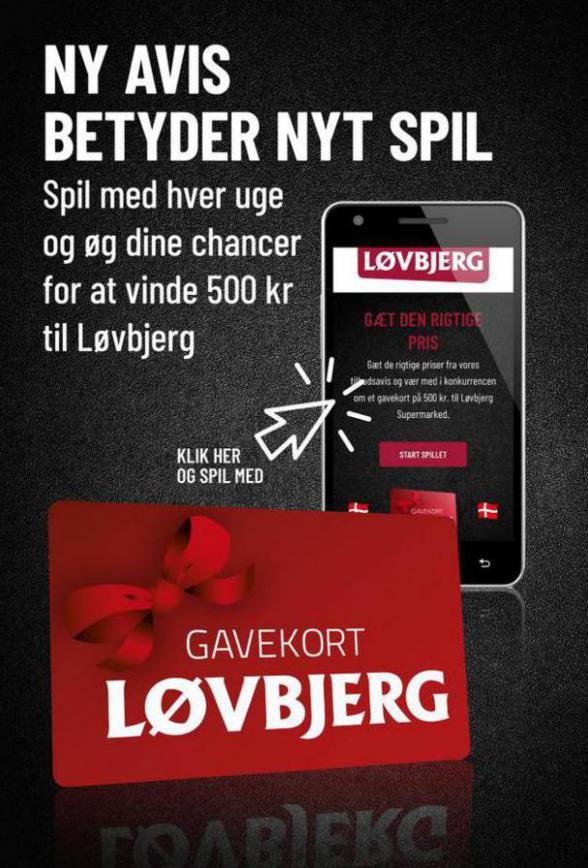 Tilbudsavis. Løvbjerg (2021-07-29-2021-07-29)