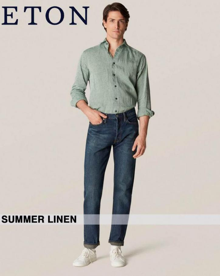 Summer Linen. Eton (2021-08-30-2021-08-30)