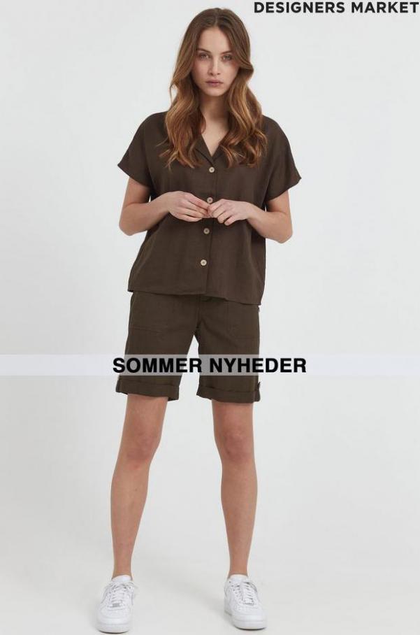 SOMMER NYHEDER. Designersmarket (2021-08-05-2021-08-05)
