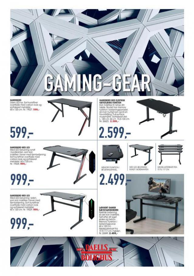 Gamer Gear. Daells Bolighus (2021-07-31-2021-07-31)