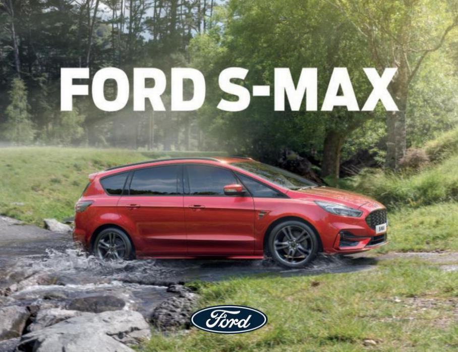 Ford S-MAX. Ford (2021-12-31-2021-12-31)
