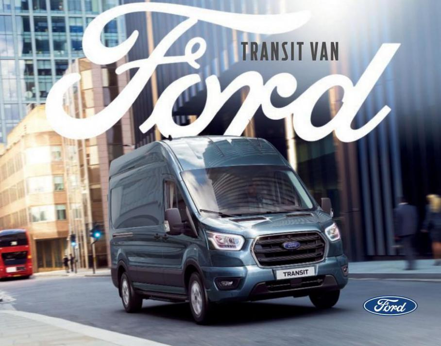 Ny Ford Transit Van. Ford (2021-12-31-2021-12-31)