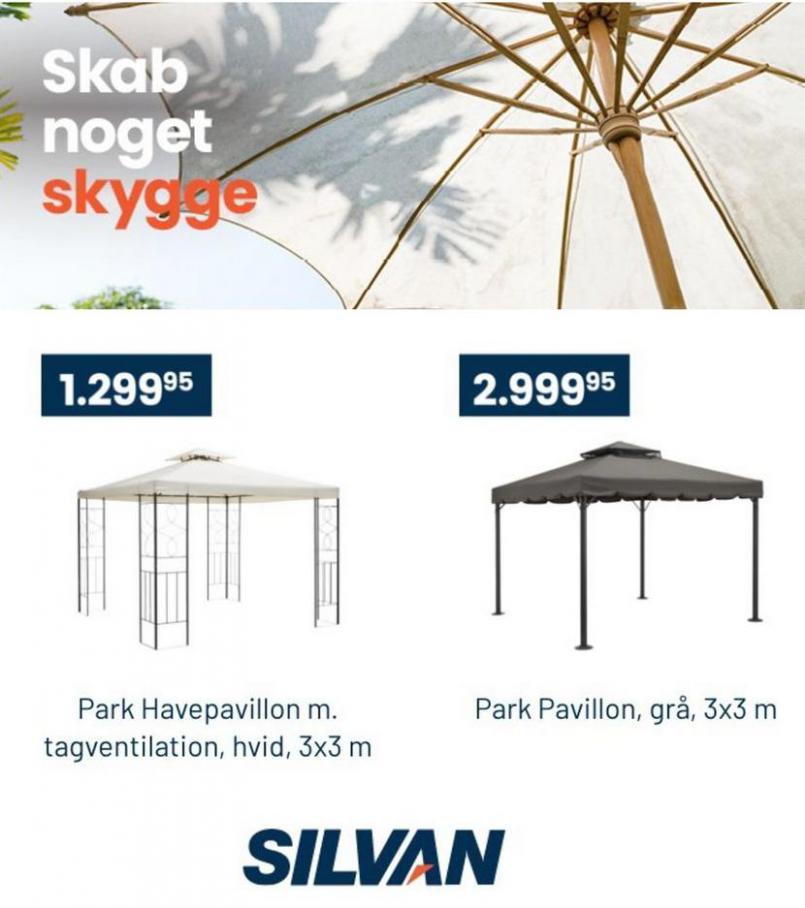 Tilbudsavis. Silvan (2021-07-14-2021-07-14)
