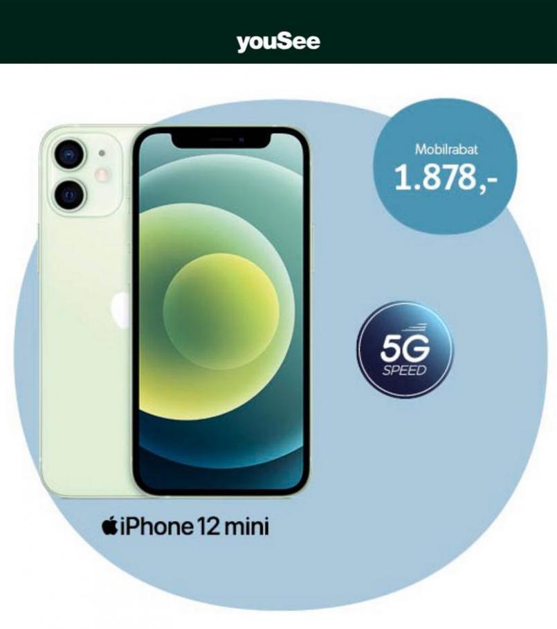 Mobilrabat. YouSee (2021-08-09-2021-08-09)