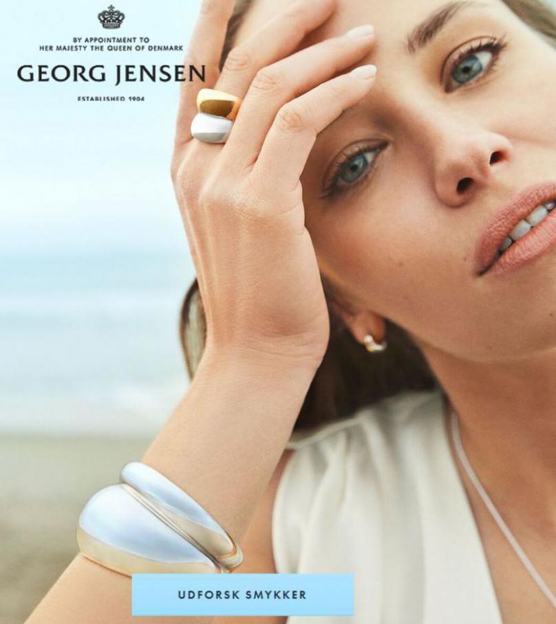 Udforsk Smykker. Georg Jensen (2021-07-26-2021-07-26)