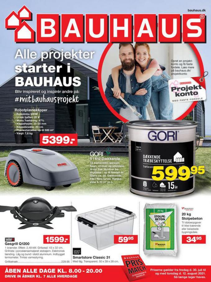 Bauhaus Tilbudsavis. Bauhaus (2021-08-02-2021-08-02)