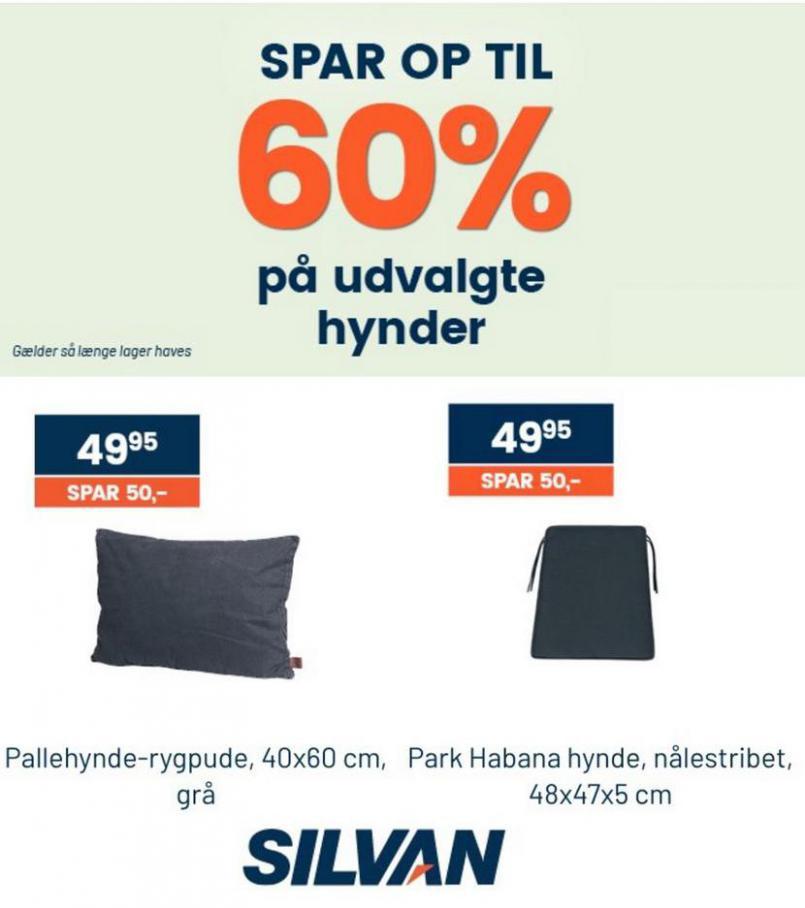 Spar op til 60%. Silvan (2021-08-09-2021-08-09)