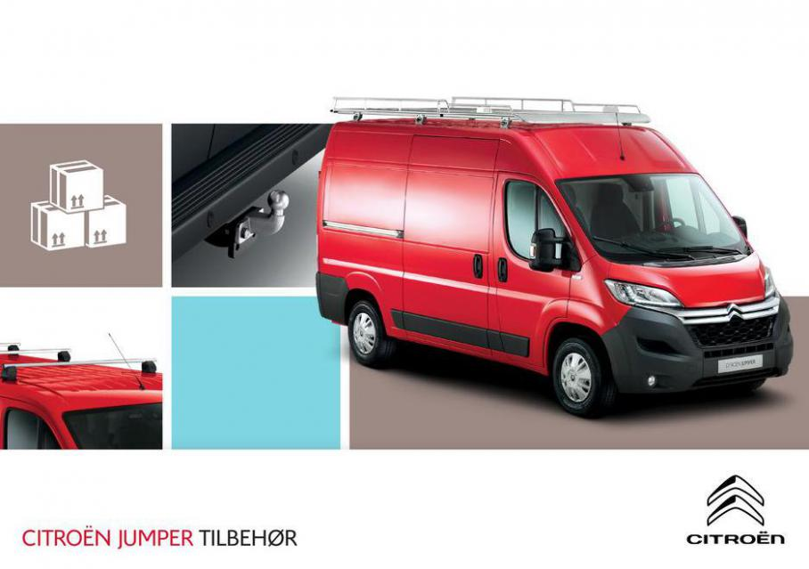JUMPER TILBEHRSBROCHURE. Citroën (2021-08-31-2021-08-31)